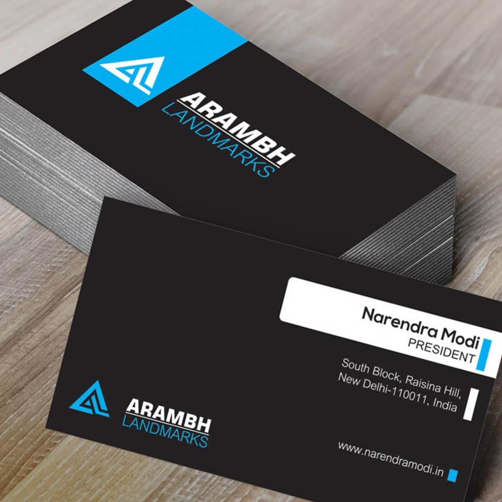https://stackmint.com/Aarambh Landmark Logo Design and Branding